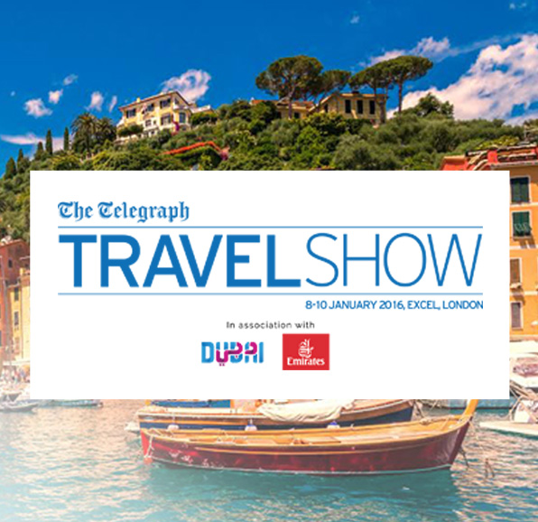 The Telegraph Travel Show