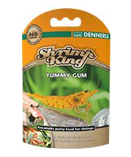 Dennerle garnélatáp - Shrimp King Yummy Gum 50 g