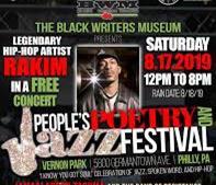 Poetry & Jazz Fest in Germantown