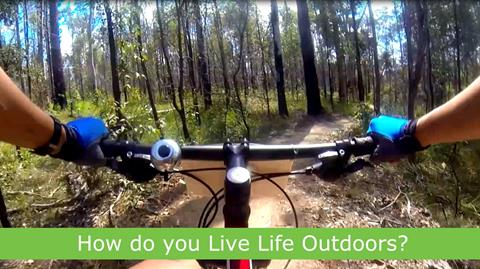 How do you Live Life Outdoors?