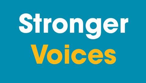 Stronger Voices Logo