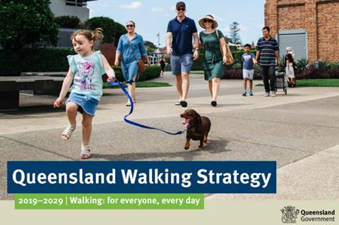 Queensland Walking Strategy