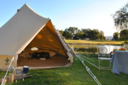 Glamping Tents for Hire