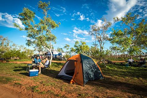 Ways to make your next camping trip more sustainable