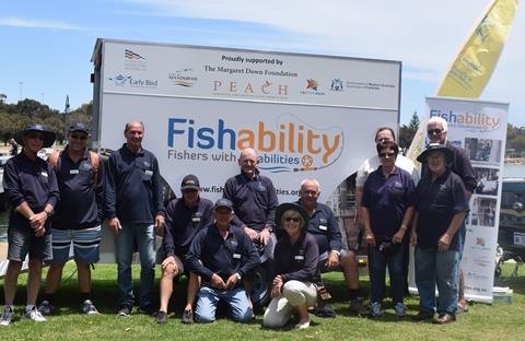 Fishability Mandurah Team of Vollies
