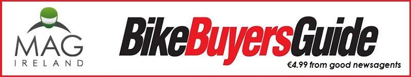 Read MAG Ireland in Bike Buyers Guide