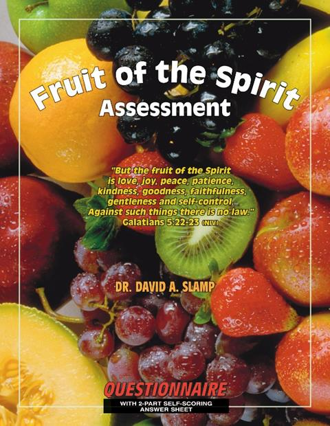 Fruit of the Spirit Assessment