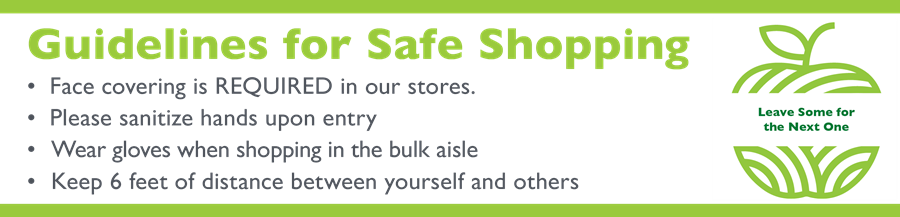 Guidelines for Safe Shopping