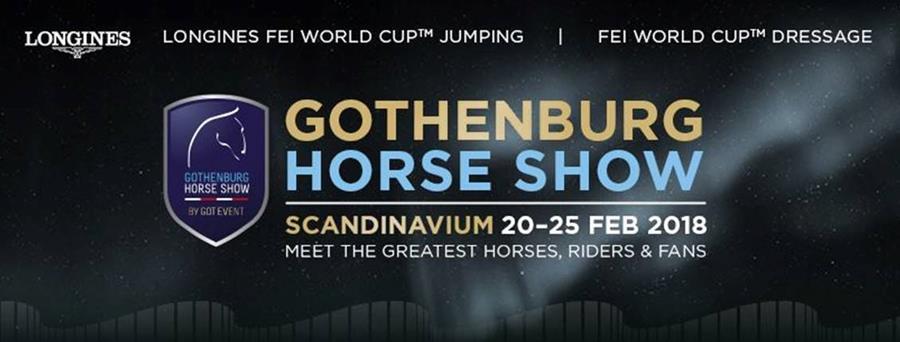 Goteborg Horse Show 2018