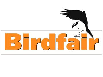 Birdfair logo. © Birdfair.