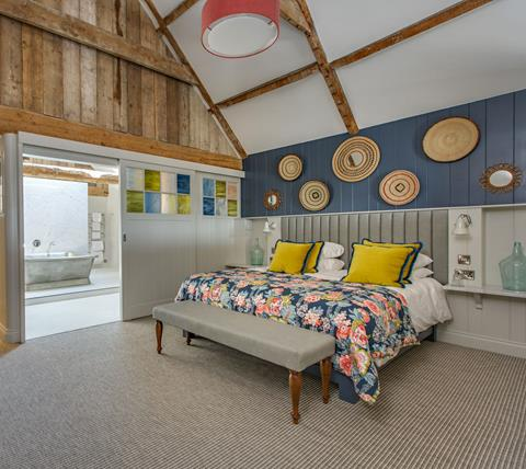 The Hayloft at The Ffolkes