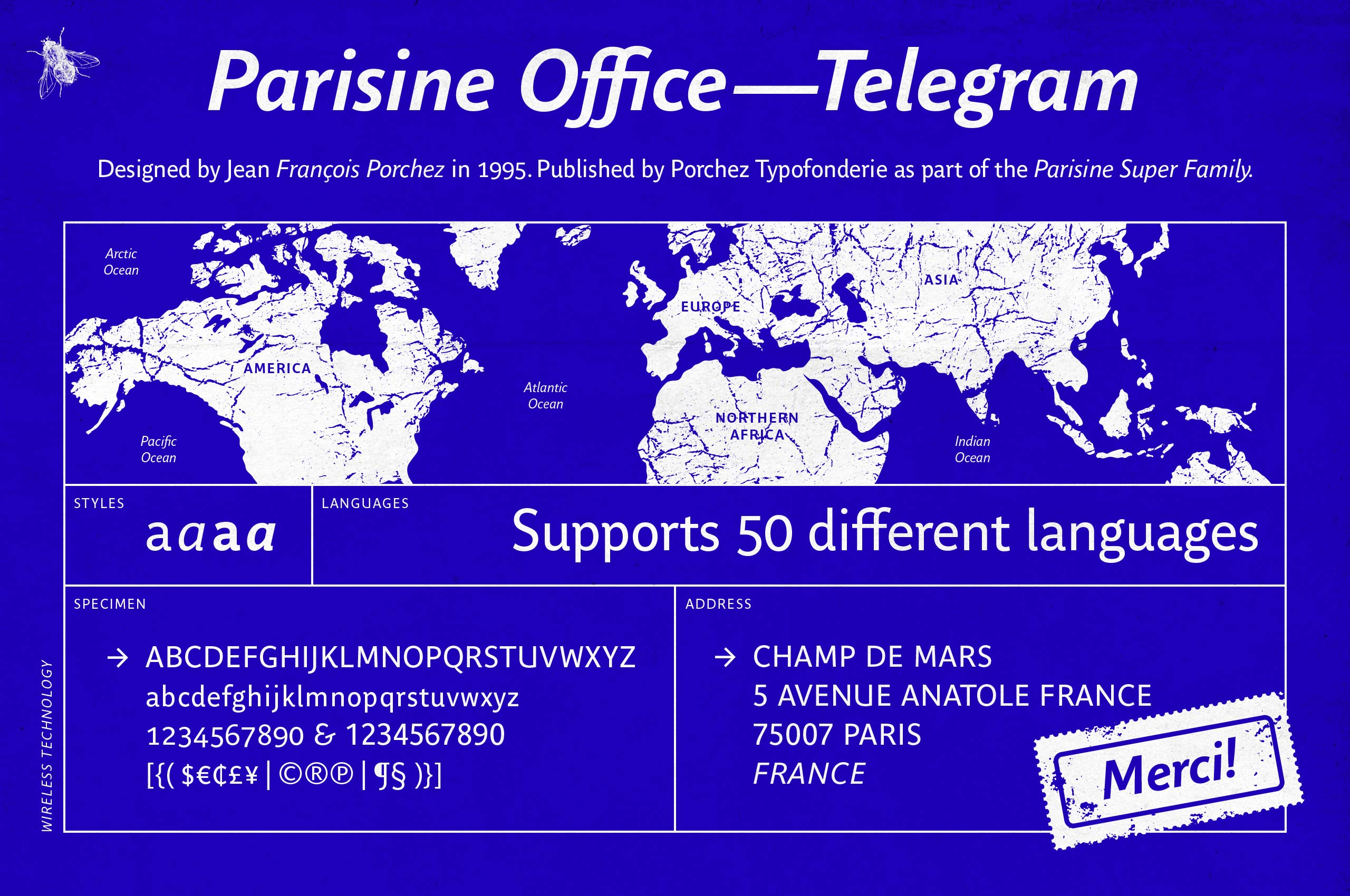 Parisine Office