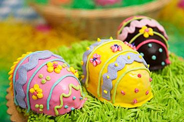 Egg Cakes