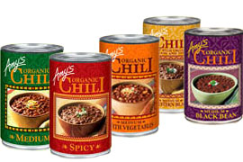 Amy's Chili