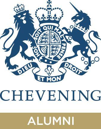Chevening alumni artwork/logo