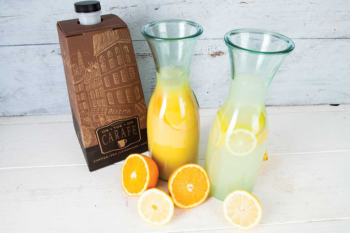 orangejuice lemonade