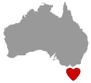"""I Love Tasmania"" image was created for Tasmanian Bushfire Assistance 2013 (c) Anny, annystudio.com"