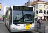 vlotter openbaar vervoer in Gent