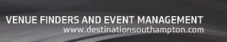 Venue Finders and Event Management – www.destinationsouthampton.com