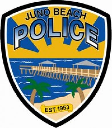 Juno Beach Police Patch