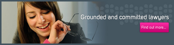 Grounded and committed lawyers