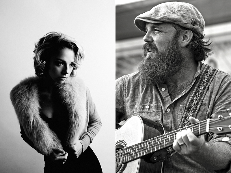 Marc Broussard and Samantha Fish image