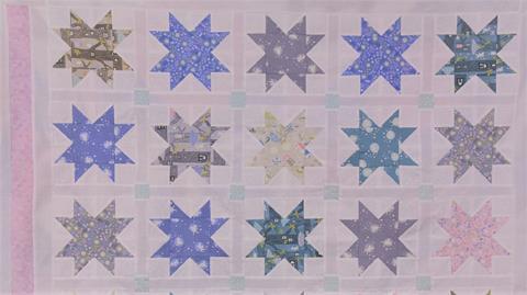 8 Pointed Star with Valerie Nesbitt