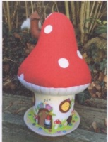 Gnome place like Home designed by Gail Penberthy