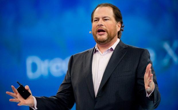Salesforce CEO