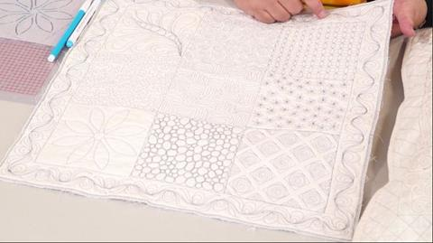 Free Motion Quilting - Part 2 with Paula Doyle