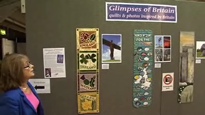 Glimpses of Britain by Gail Lawther