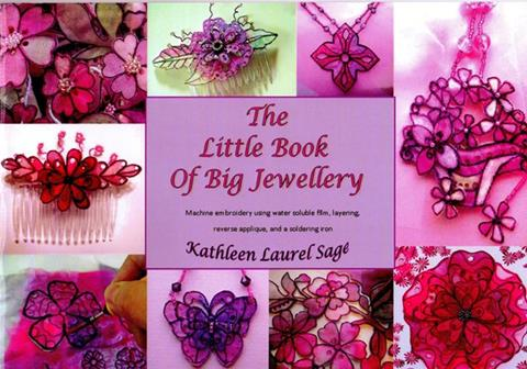 The Little Book of Big Jewellery by Kathleen Laurel Sage
