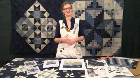 Meet Janet Clare and her Nocturne fabric range