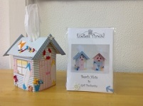 Beach Huts designed by Gail Penberthy