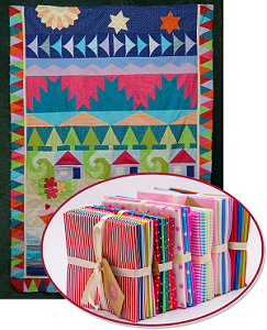 Stripy Stripey Quilt Bundle