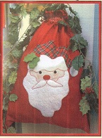 Santa's Sack designed by Mandy Shaw
