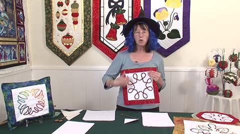 Create Your Own Celtic Design with Lynette Harris (The Stitch Witch)