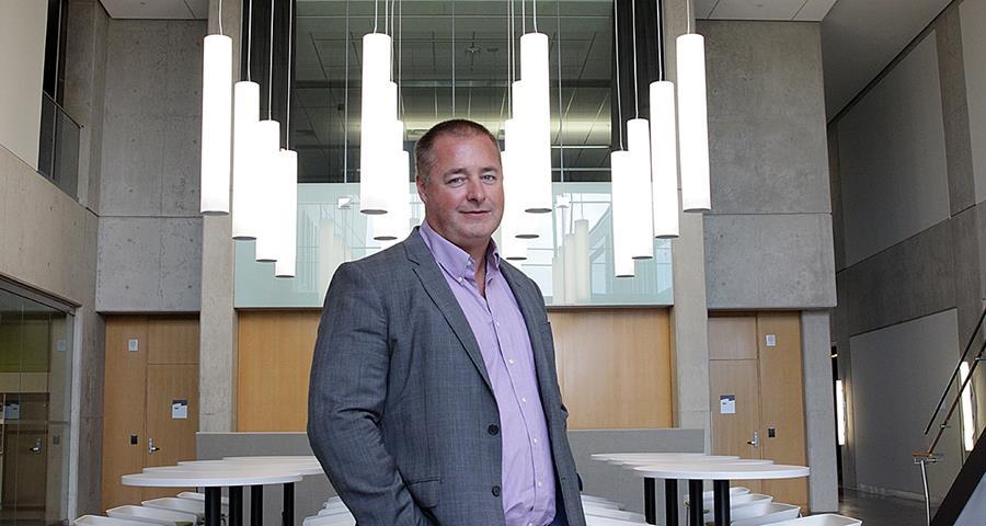 ISARA CEO Scott Totzke