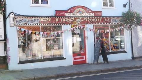 Wander round the Fluff-a-torium in Dorking