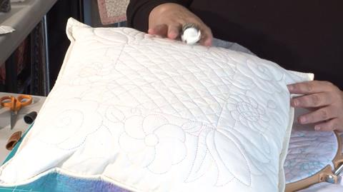 Hand Quilting with Paula Doyle