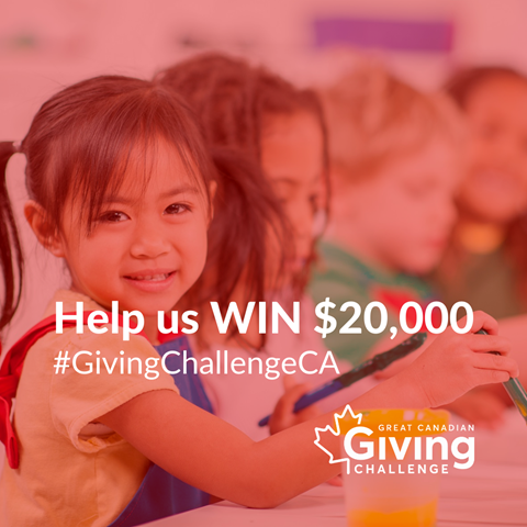 Consider donating to the Guelph Public Library via the Canada Helps website to help the library have a chance to win $10,000. Donate by June 30.