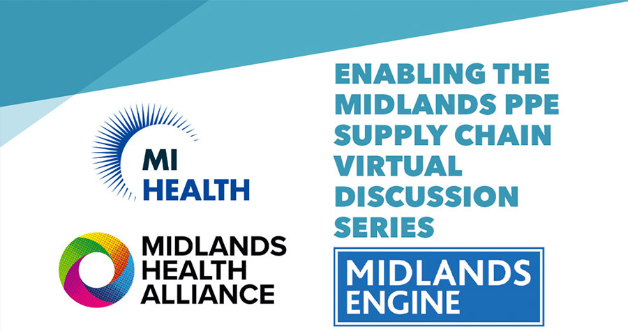 Enabling the Midlands PPE supply chain to meet future challenges