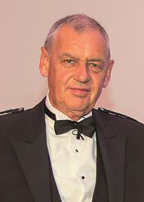 John Miln, Chairman, PCIAW®