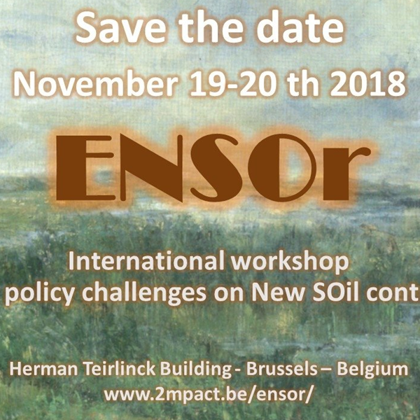 save the date Ensor