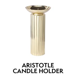 Aristotle Candle Holder M