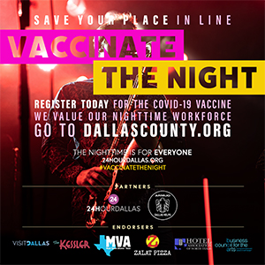 Registernight workers for the vaccine