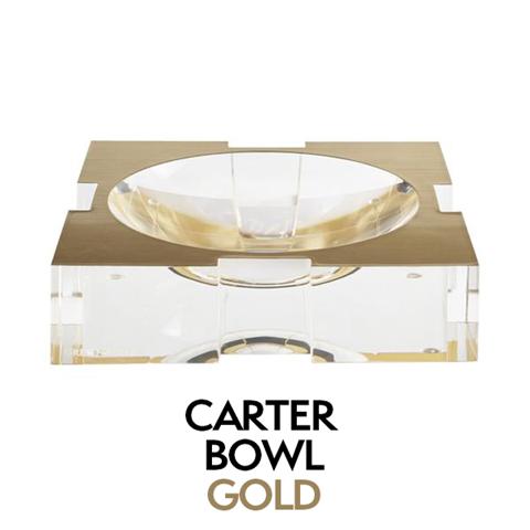 Carter Bowl Gold