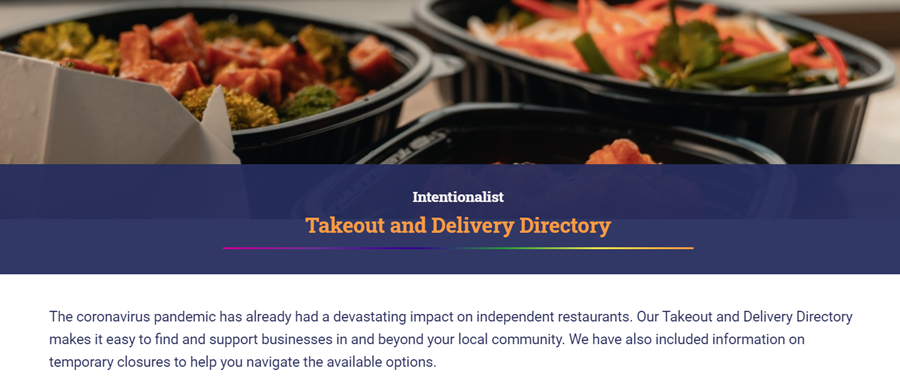 Intentionalist Directory