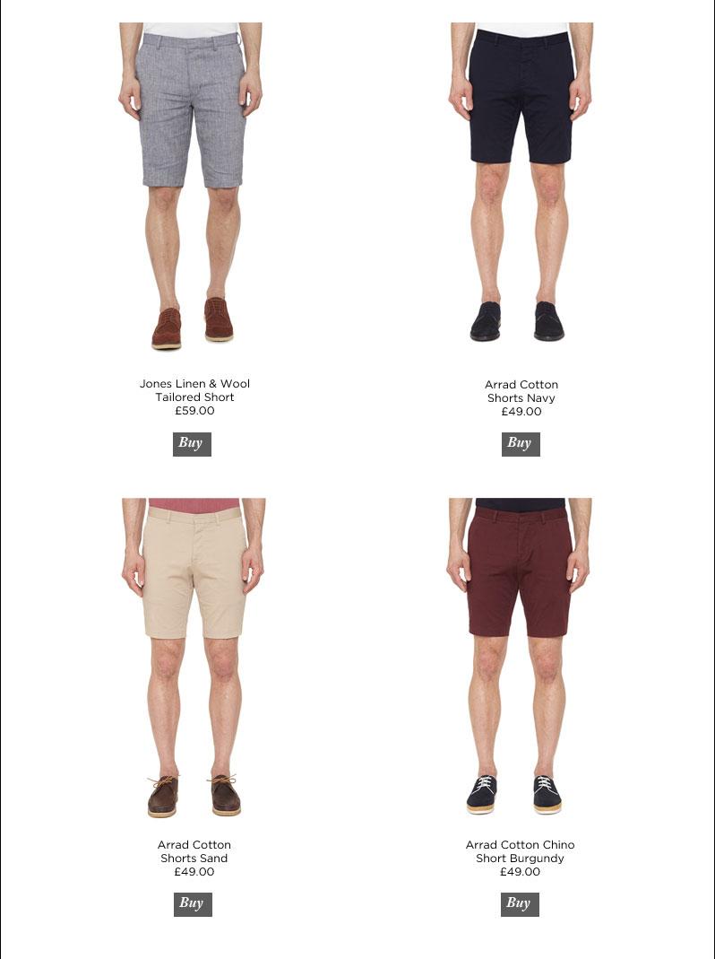Summer Style Statement: Shorts