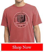 Tribut Apparel - The Day The Music Died - Red (Men)